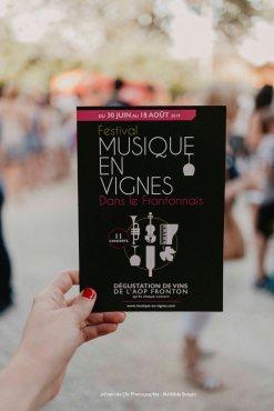 Festival Musique En Vignes